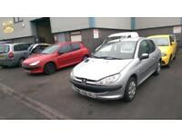 Peugeot 206 1.4 ( Without Air Con ) 2005MY Urban