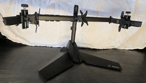 """XFX """"Fxtristand"""" Triple Monitor Stand"""