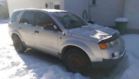 2002 Saturn VUE 4 cylinders 2.2l SUV, Crossover