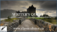 No Driving Required FREE Intro to Writing mini course
