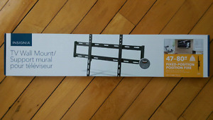 TV fixed wall mount 47 to 80 inch