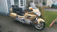 2006 Honda Goldwing GL1800A For Sale