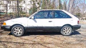 Ultra rare project car - AWD Turbo - one of only1243 ever made