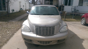 2005 PT Cruiser Convertible Touring Edition *Reduced*