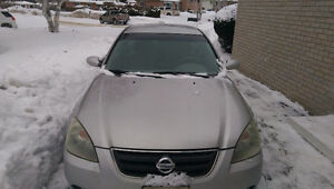 2003 Nissan Altima 2.5S - Great Parts Car