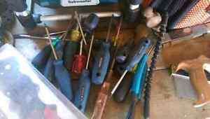 Lot of tools *best offer need gone*