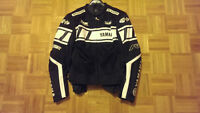 Never Worn Joe Rocket Yamaha Mesh Textile Jacket Blk Small