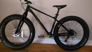Fat bike Trek Farley large