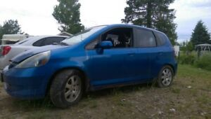 2008 Honda Fit (as is)