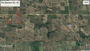 Excellent Farm Land w/ Surface Oil Leases Included