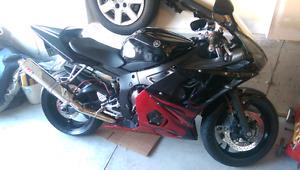 2003 Yamaha R6