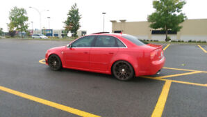 RS4 B7 Misano Red nego