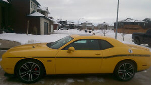 2012 Dodge Challenger Yellow Jacket SRT8 Coupe (2 door)