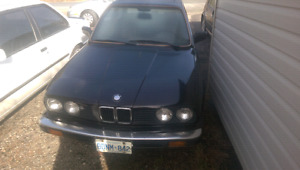 1987 BMW 325is e30