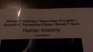 Human Anatomy, 4th edition, Michael McKinley