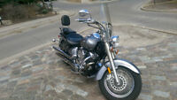 Pre-owned Yamaha V-Star Classic, 1100, V-Twin, Shaft Driven