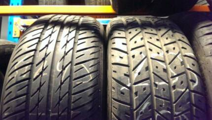 4WD USED TYRES SALE 285 65 17 BRIDGESTONE DUNLOP HANKOOK FROM $39 Ferntree Gully Knox Area Preview