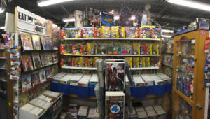 1000s of comic books!  Priced below US value.  Starting at $1.50