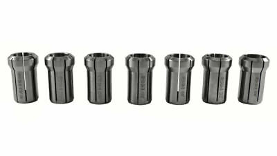7 Piece Da180 Double Angle Collet Kit 4164-4764