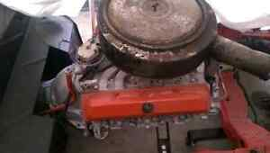 Olds 260 engine with thm200 transmission best offer