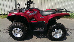 2012 Yamaha grizzly 550