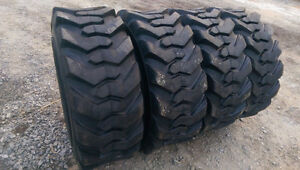 NEW SKID STEER BOBCAT TIRES 10X16.5 12X16.5 14X17.5 LOADER TIRE