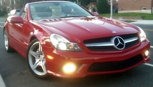 2009 Mercedes-Benz SL550 AMG Convertible