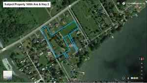 3.6 ACRES WITH DEEDED LAKE ACCESS IN BAINSVILLE