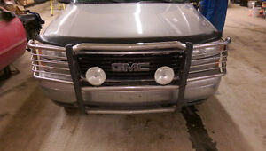 Stainless steel Grille Guard for GMC Yukon Sierra Chev Suburban