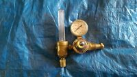 Centec ArCO2 gas regulator, dual stage