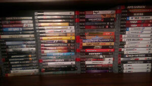 HUGE PS3 COLLECTION FOR SALE (over 70 games, controllers & more)