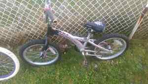 Boys and girls bike