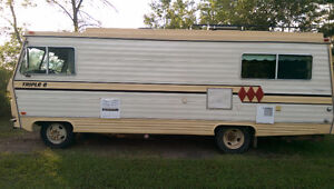1977 Triple E MotorHome -  Very Nice Condition Regina Regina Area image 2