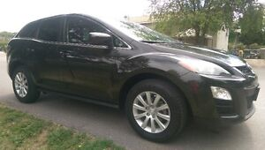 2012 Mazda CX-7 Cloth SUV, Crossover one owner -factory warranty Downtown-West End Greater Vancouver Area image 5