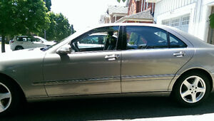 MERCEDES BENZ S500 FOR SALE  (416 721 0987)