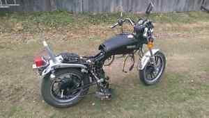 750 Yamaha Virago