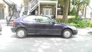 1997 Honda Civic LX as is