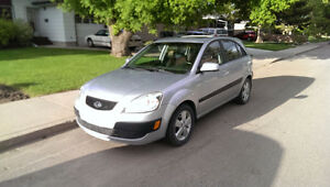 2008 Kia Rio Rio5 EX Hatchback - Great shape. Power sunroof.