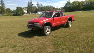Chevy S10 Parts Kijiji Free Classifieds In Ontario border=