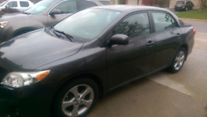 ONLY 39,600KM - 2011 TOYOTA COROLLA LE