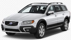Looking for 2008 - 2013 Volvo XC70, V70, S60 or XC90 (AWD)