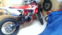Beta 450rr 2014 Showroom with lots of extras