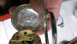 Pocket watches and watch assorted