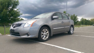 2012 Nissan Sentra, heated leather, sunroof