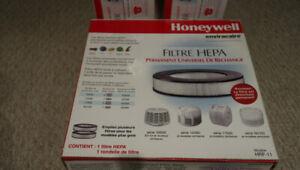 Brand New Honeywell HRF-11 HEPA replacement air filter