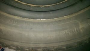 Mazda 3 Snow rims and tires 205/55/16. Kitchener / Waterloo Kitchener Area image 4