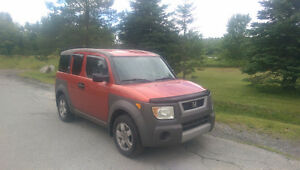 2003 Honda Element AWD