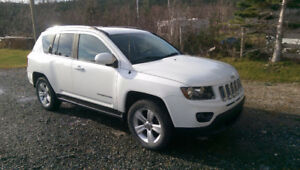 2014 Jeep Compass 4x4 North Edition