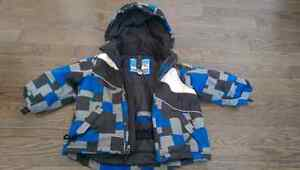 Boys 2 in 1 winter coat- size 18 month - EUC