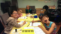 Summer Music Camps ~ July & August Weekly Day Camps